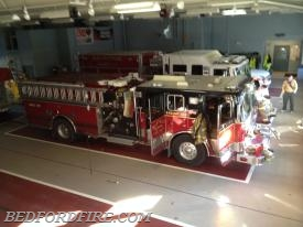 Engine 109 in Armonk FD