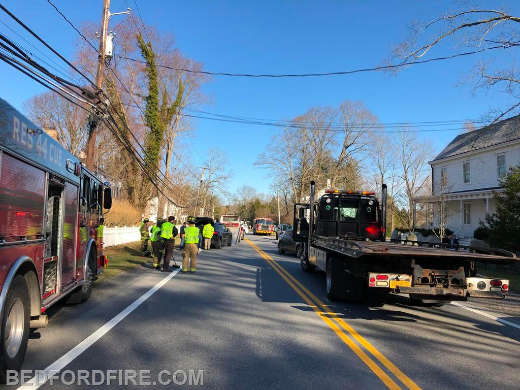 MVA 3/21 Pound Ridge Road